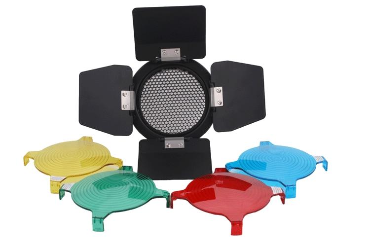 Adearstudio De-forest small remarking De-Forest cover 4 light board remarking small studio lights