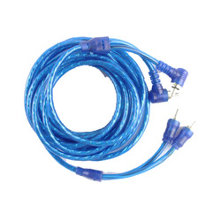 Cable amplifier subwoofer AMP Wiring Fuse Holder Wire Cable Kit FM Car Audio Subwoofer Amplifier 5 m