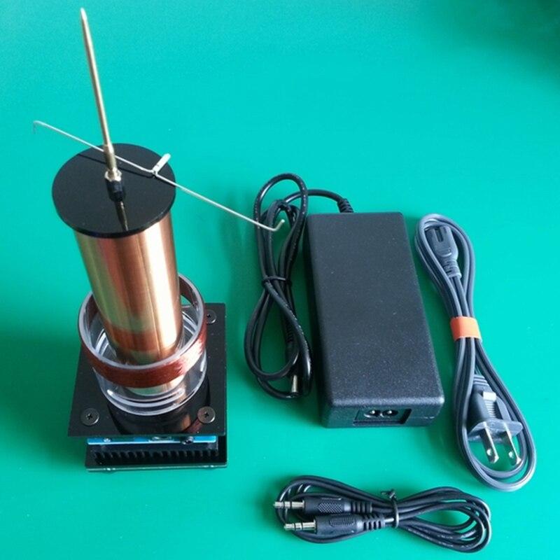 Musique Tesla bobine Plasma haut-parleur produit fini