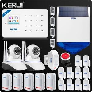 KERUI W18 WIFI GSM SMS Home Bu
