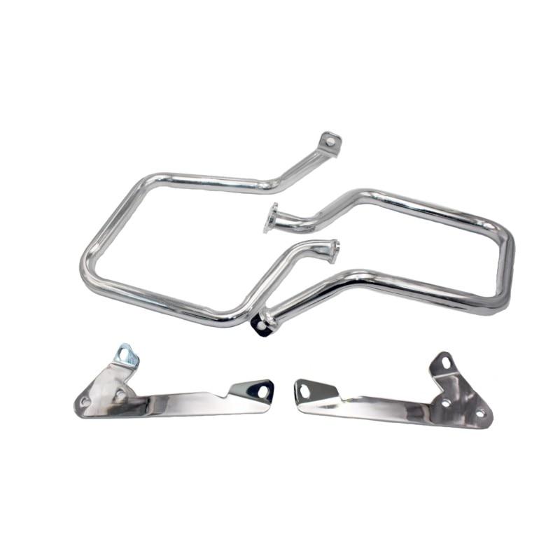 Nouveau Moto Racing Arrière Garde Moteur Autoroute Accident Bar Protecteur Pour BMW R1200RT 2014-2016 2015 Chrome