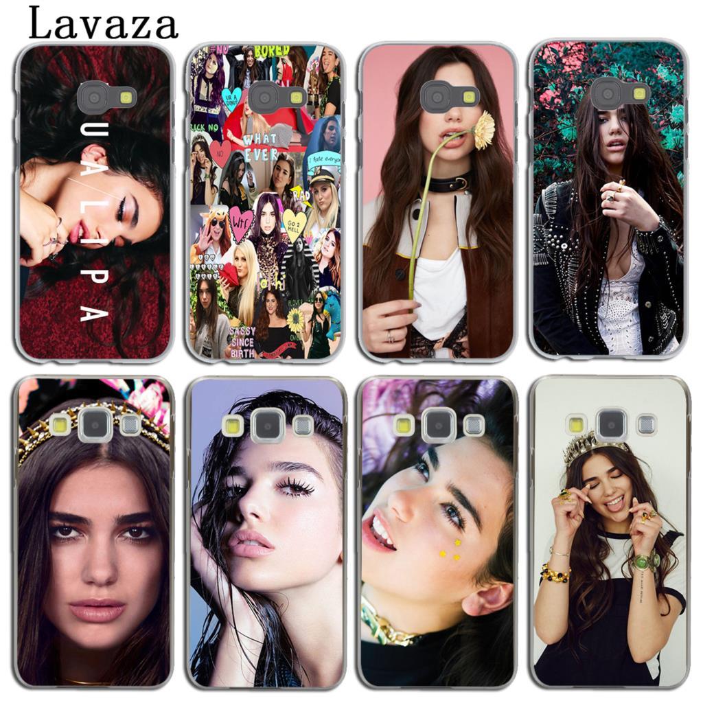 Lavaza Dua Lipa collage Phone Cover Case for Samsung Galaxy A3 A7 A8 A5 2015 2016 2017 2 ...