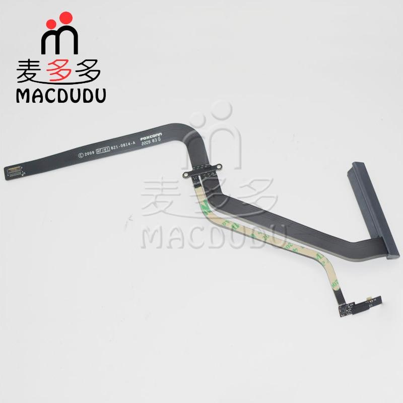 Uus HDD-kaabel, millel on klambrihoidik 13-tollisele MacBook Pro A1278 MB990 MB991 MC374 keskele 2009 2010 821-0814-A