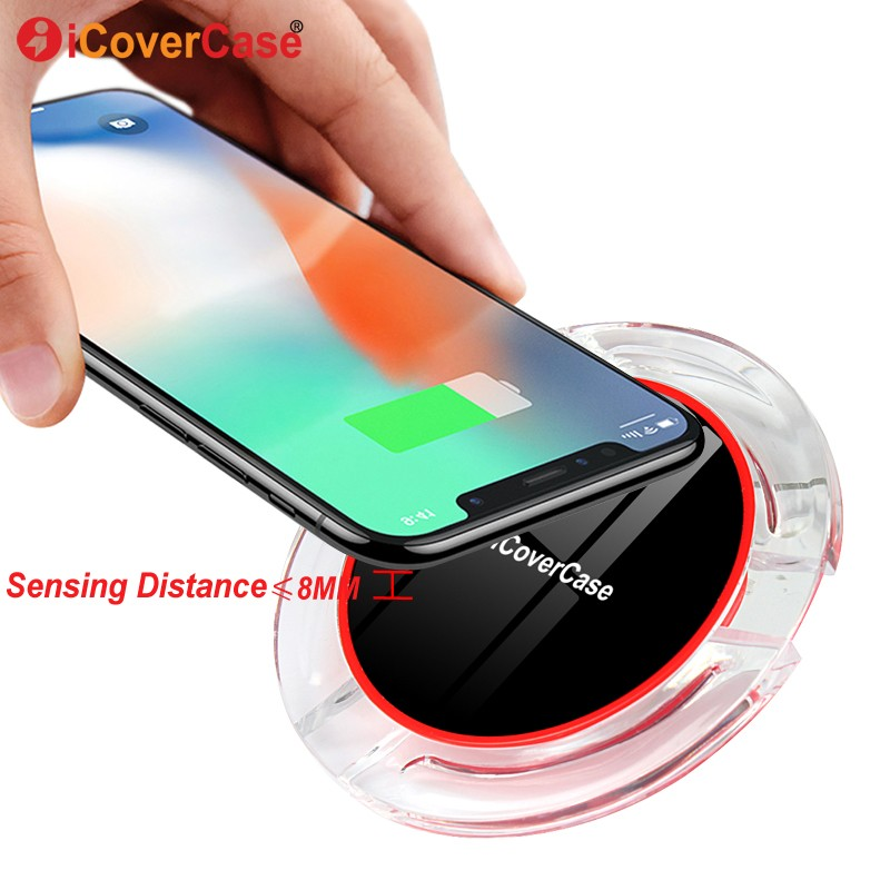 For LG V30 Qi Wireless Charger Charging Pad For LG V30S