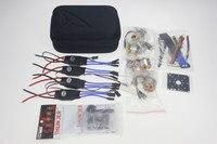 Y06896 D EVA Camera Bag 30A ESC 3.5mm Connector Fastening Tape T Plug Connector ESC Board QQ SUPER Flight Control
