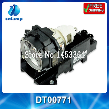 Relacement Projector lamp bulb DT00771 for CP-X505 CP-X605 CP-X608 CP-X600 CP-X505 CP-X605 CP-X608 HCP-7000X HCP-6600X