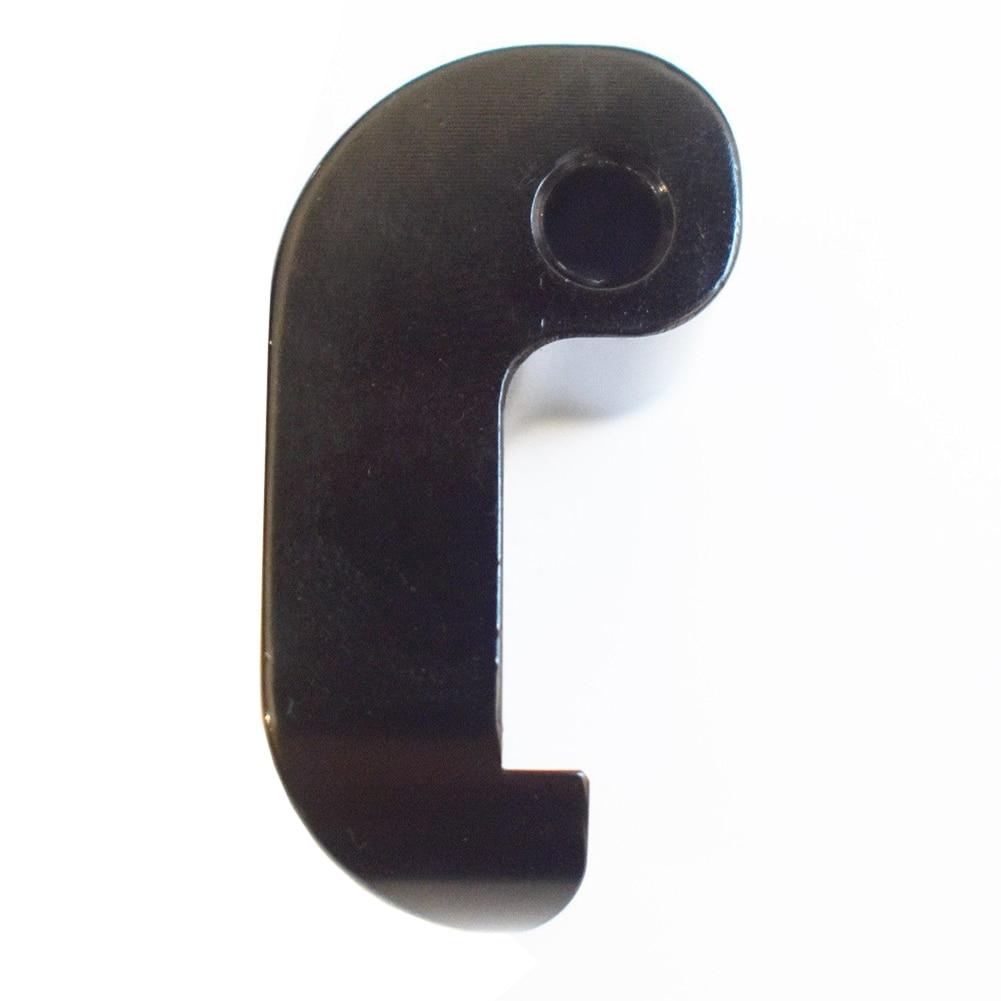 Demeras Hebilla de Scooter el/éctrico Hebilla Plegable Gancho de Bloqueo Cierre de Hebilla Plegable Frontal para Xiaomi Mijia M365 Scooter el/éctrico