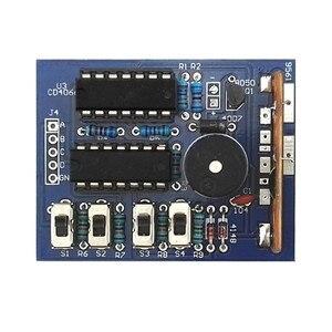 DIY Kit Sixteen Music Box Suite 16 Kinds of Vioce Kit Electronic Production Bird / Car /Animal Sound