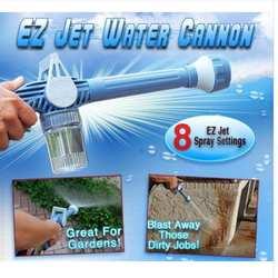Multi Функция 8 в 1 Turbo пистолет садовый опрыскиватель Пластик садовый шланг трубы Conector Функция EZ JET водометы