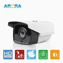 ARCRA 2.0MP POE Camera IR night vision Onvif motion detection Power over Ethernet Onvif Dual stream Surveillance Cameras