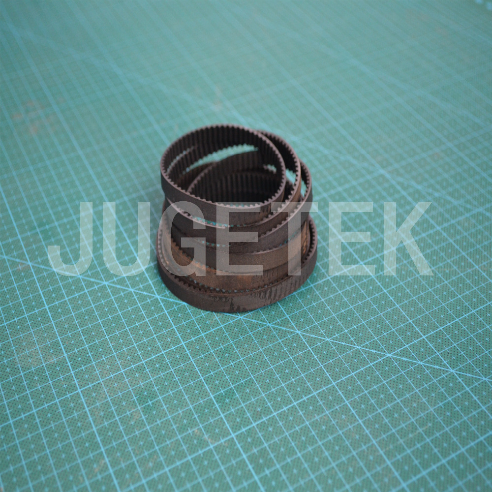 77 Teeth 231mm Length 231-3M-06 HTD Timing Belt 3mm Pitch 6mm Wide