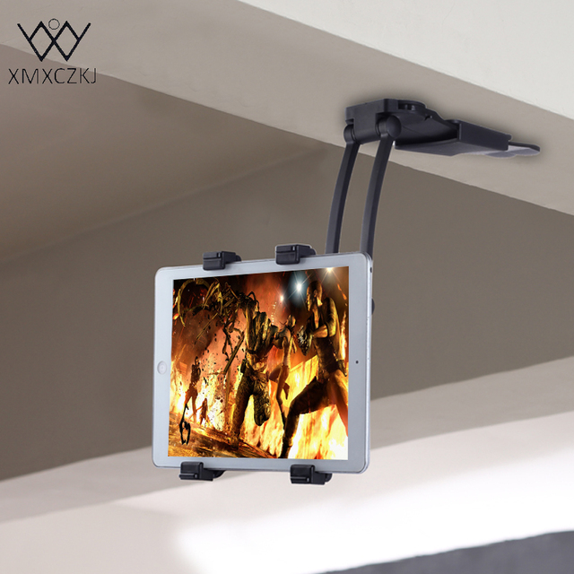 Xmxczkj Universal Tablet Mount Holder Stand Kitchen For Smartphone 11 21 Cm