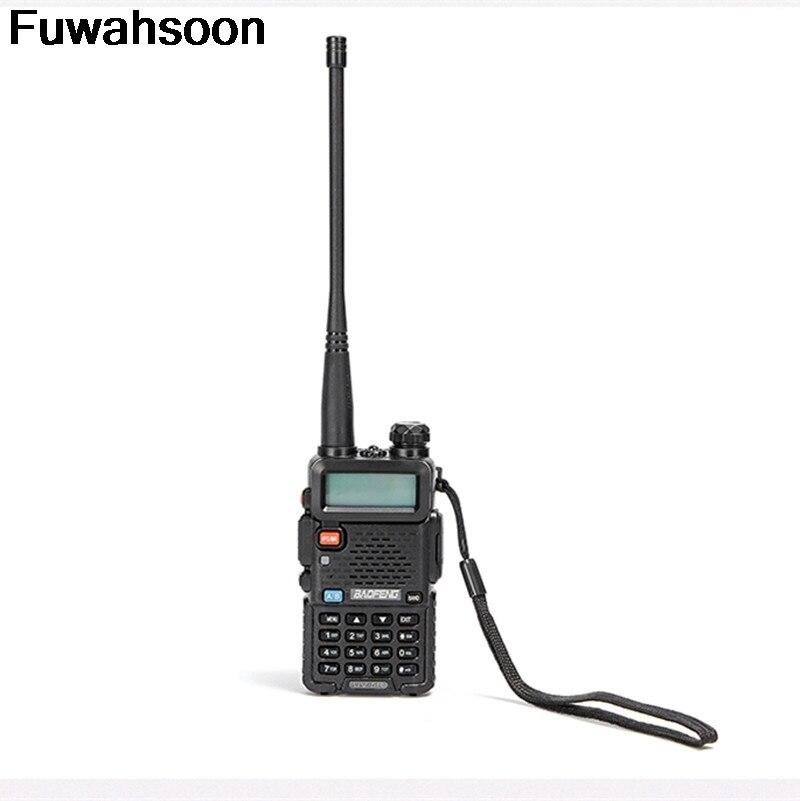 UV 5R Walkie Talkie Professional CB Radio Station Baofeng UV5R Transceiver 5W VHF UHF Portable UV