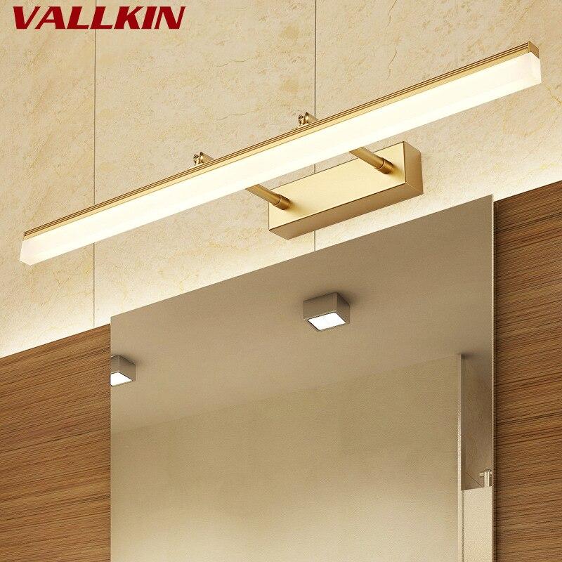 Wall Lamps Bathroom LED Mirror Light Modern Wall Lamp Bathroom Lights Wall Sconces Apliques Pared Vanity Lights Lighting Lamps