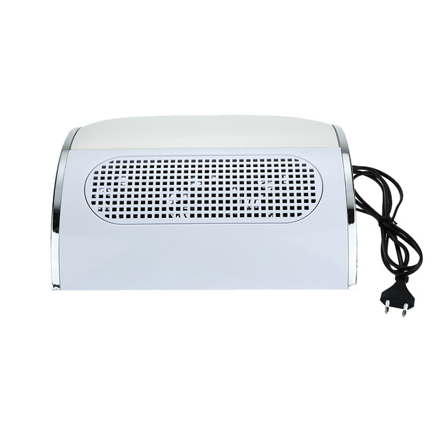 3 Fan Powerful Nail Dust Collector Vacuum Cleaner Nail Art Dust ...