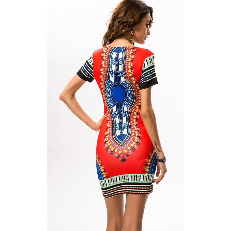 302e2918afa 2018 afrikanischen Print Kleider für Frauen Afrika Kleidung Traditionelle  Dashiki Kleider Mode Designs Plus Größe Kleid Weibliche 2XL 3XL in 2018 ...