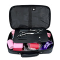 Professional Barber Hairdressing Tool Bag Hair Scissor Brush Roller Clip Hairdressing Apron Portable Salon Hair Styling Tool Kit