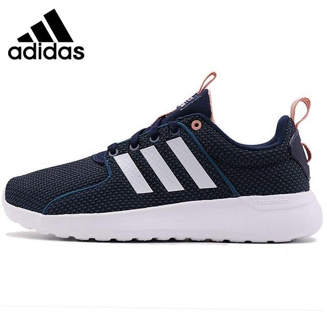 9af53385ff4 ... clearance original adidas neo label cloudfoam qt racer w womens  skateboarding shoes sneakers d7a8e 30118
