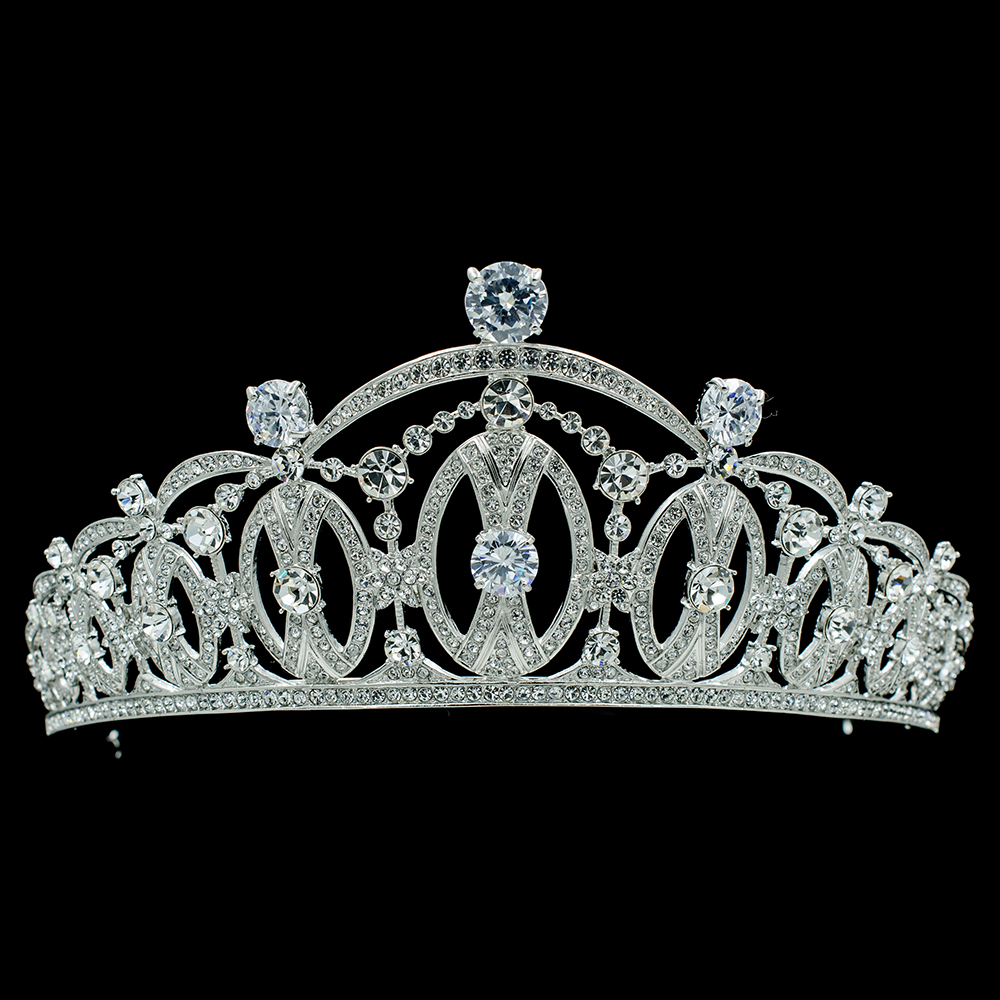 Real Bridal Tiara: Aliexpress.com : Buy High Quality Vintage Style Bridal