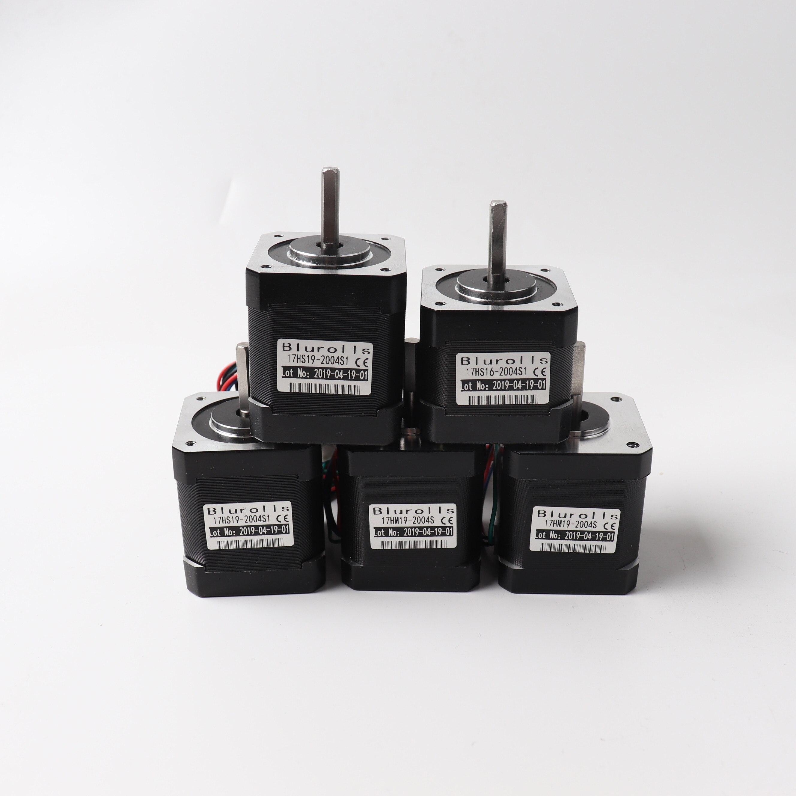 Nema 17 42 stepper motors kit for BLV MGN Cube 3d printer D-cut shaft