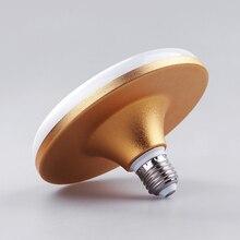 Energy Saving E27 Led Bulb Light SMD5730 2835 15W 20W 30W 40W 50W 60W Lampada Ampoule Bombilla Super Bright UFO Lamp for Home цена в Москве и Питере