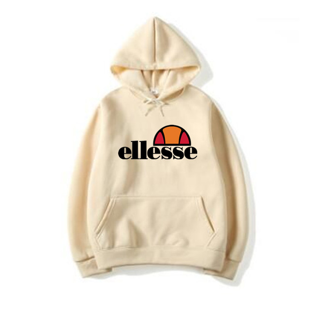 b6591b96 2018 Men's and women Vintage ELLESSE Itallia Logo Hoodie Sweatshirt  Men/Women Tracksuit Sweatshirt -in Hoodies & Sweatshirts from Men's  Clothing & ...