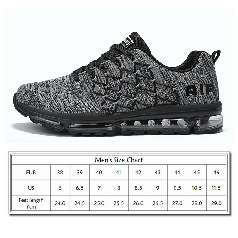 Sneakers Golden Sapling Lightweight Sneakers Men Breathable Running Shoes For Man Black Fabric Gym Male Sports Sneaker Mens Sport Shoes
