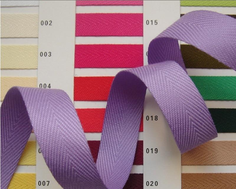 Ücretsiz kargo (10mm-22mm, 50 metre / paket) 49 renkler Yüksek Kalite 100% Polyester Dokuma çevre dostu polyester kurdela