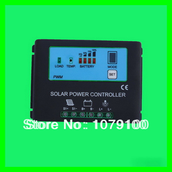 CE&RoHS Certificate New Style Metal Housing Power Display 20A solar charge controller 48v cheap saipwell high power 12v 60a pwm solar charge controller ce rohs smg60