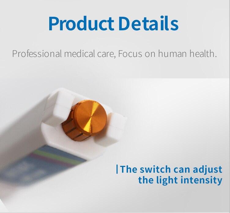 Инфракрасный прибор для поиска вен просмотра, портативный медицинский трансиллюминатор локатор для вен детектор