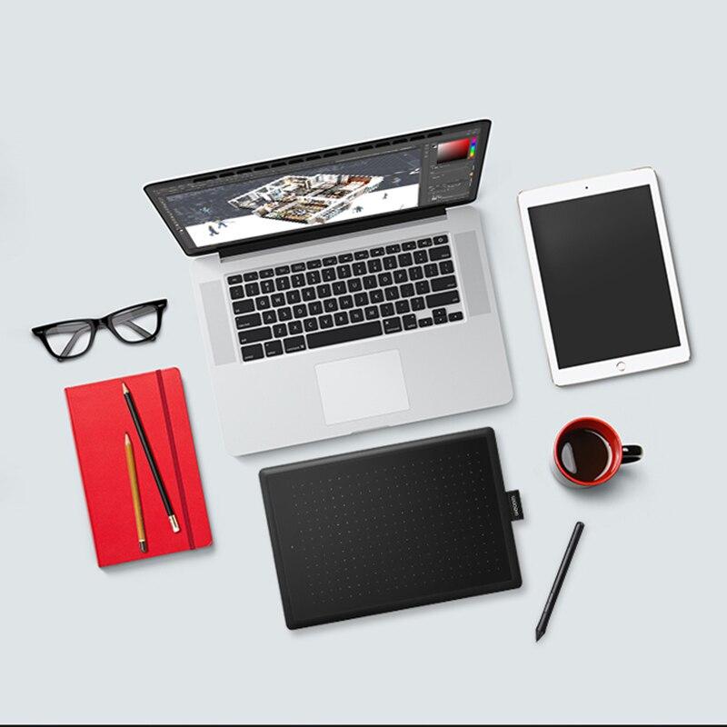 Un par Wacom CTL-472 tablette numérique Graphique Dessin Comprimés 2048 Niveaux de Pression + Cadeau Packs + 1 Année Garantie - 2