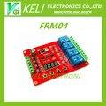 Frete grátis 1 pcs FRM04/4-way módulo de relé multifunções/ciclo/delay/tempo/auto-bloqueio/18 funções
