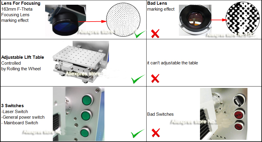 20W fiber laser description2