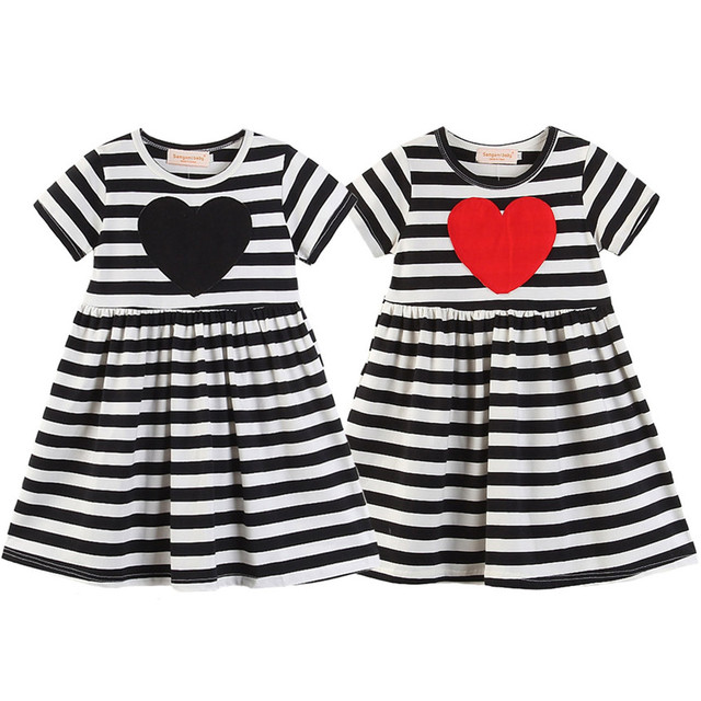9c57eed86 SAMGAMI BABY Girls Dress 2018 New Summer Girls Clothes Short Sleeve ...