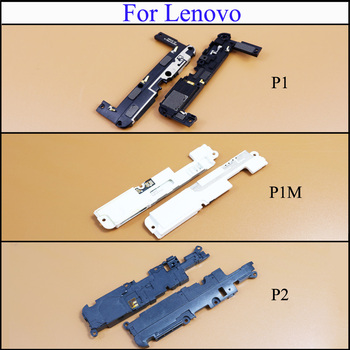 цена на YuXi For Lenovo VIBE P1 p1M  P2 Loud Speaker Buzzer Ringer Flex Cable Loudspeaker Assembly