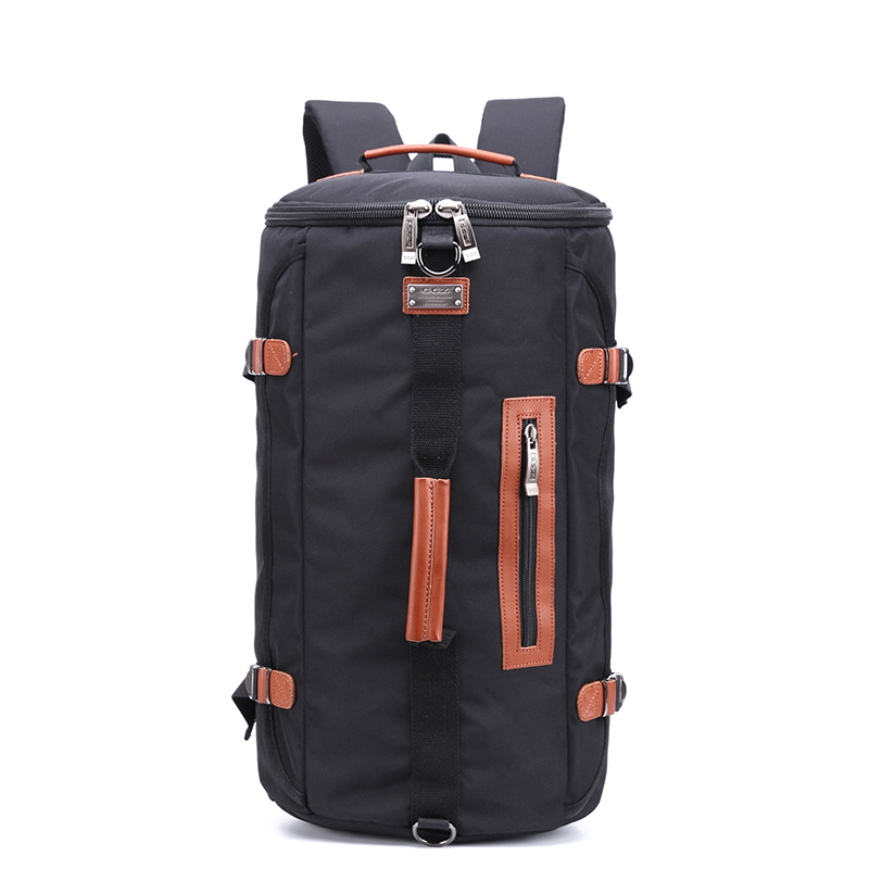 CROSS OX Mens Backpack Nylon BagsTravelling Waterproof Backpack Fashion Male Backpacks Big Capacity Shoulders Bag BK8010 Рюкзак