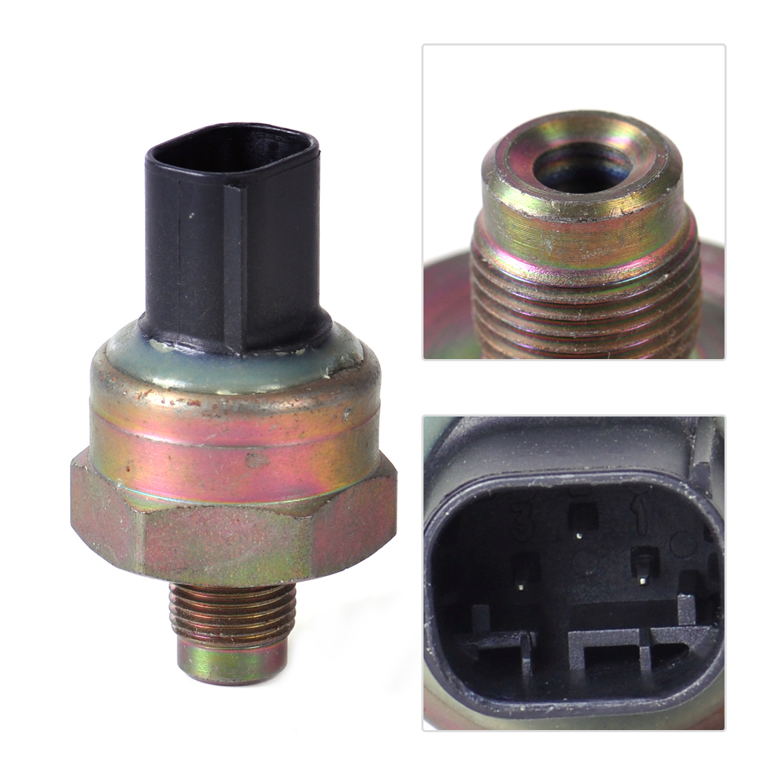 Gear Oil Pressure Switch Sensor Car Pressure Switch Sensor for E46 E60 E61 E64 Z4 ABS DSC Pressure Sensor 34521164458