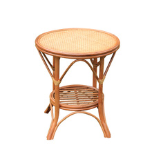 Pure hand-woven 100% Indonesian rattan tea table rattan coffee table living room furniture traditional rattan craft цена 2017