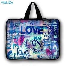 custom Laptop bag 7 10 12 13 13.3 14 15 15.6 17 17.3 notebook sleeve tablet bag cover for ipad macbook air pro lenovo LB-3051 цена в Москве и Питере