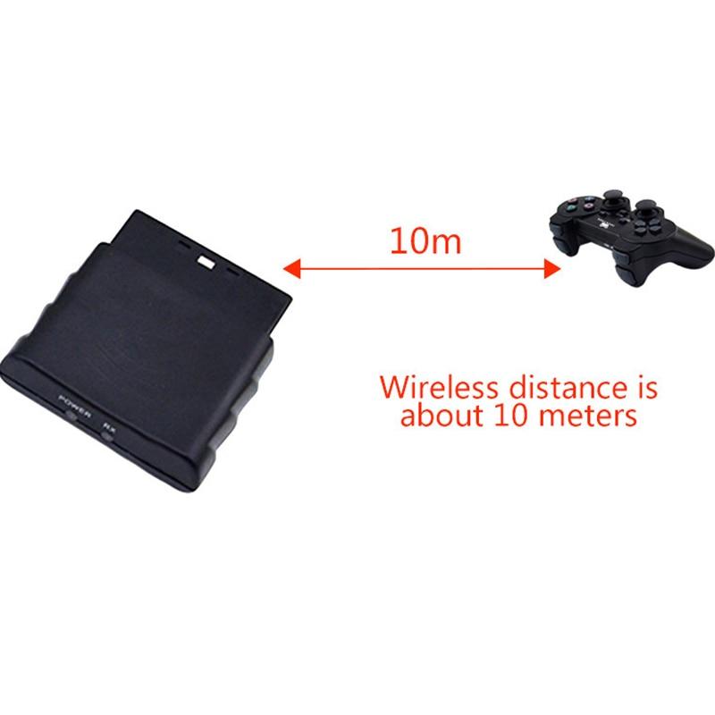 Data Frog 2.4GHz Wilreless Gamepad για Sony PS2 ελεγκτή - Παιχνίδια και αξεσουάρ - Φωτογραφία 5