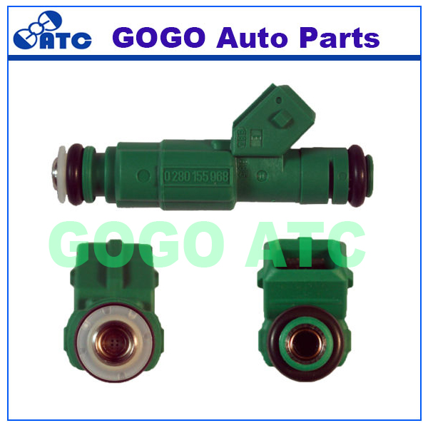 4 Pieces Fuel Injector Fit For B MW F Ord Audi VW Pontiac
