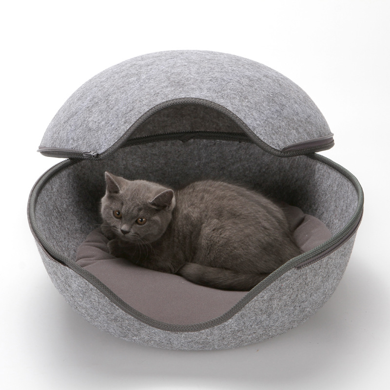 Multifunctional 2 in 1 Sleeping Cave for Pets 13 » Pets Impress