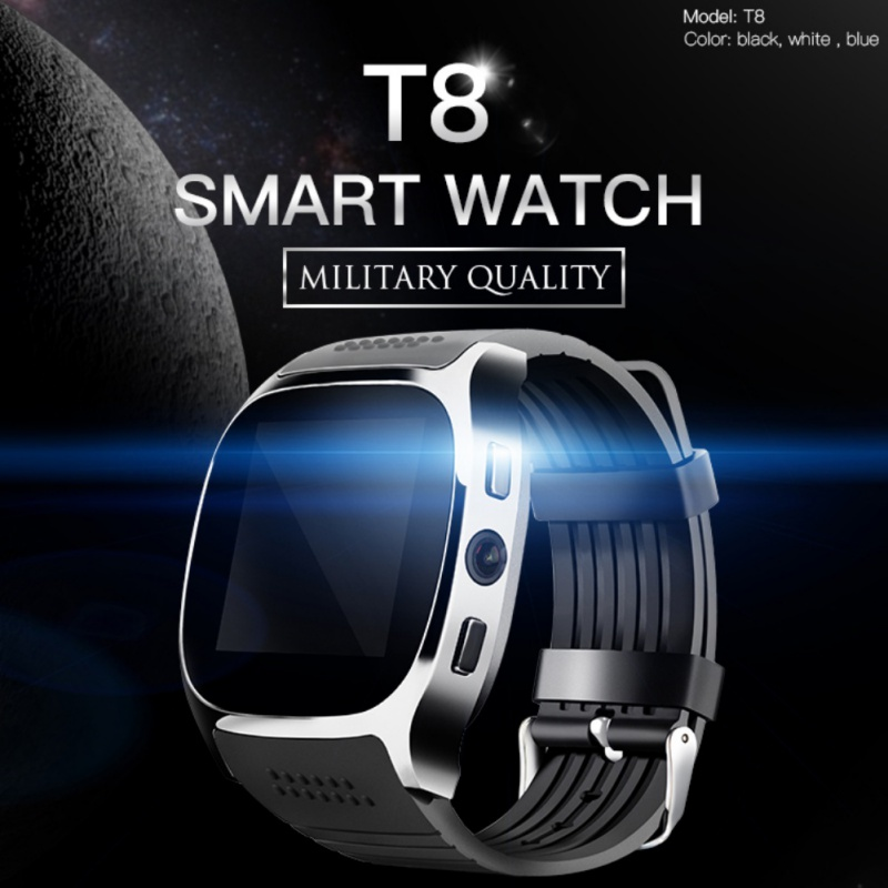 EDAL T8 Bluetooth font b Smart b font font b Watches b font Support SIM TF