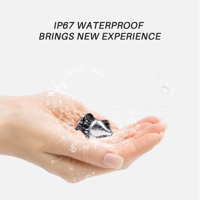 TFZ X1 True Wireless Bluetooth 5.0 Earphone Stereo Balanced Armature Driver Waterproof Mini Tws Bluetooth Earphone 3