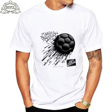 BTFCL 2019 New T Shirt Football 3D Print Funny Men Short Sleeve Summer Tops Anime  Harajuku Serape