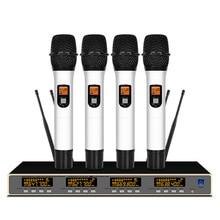 Professional UHF Wireless Microphone Outdoor Activities / Family KTV / Karaoke Microphone 940 saturdays family activities