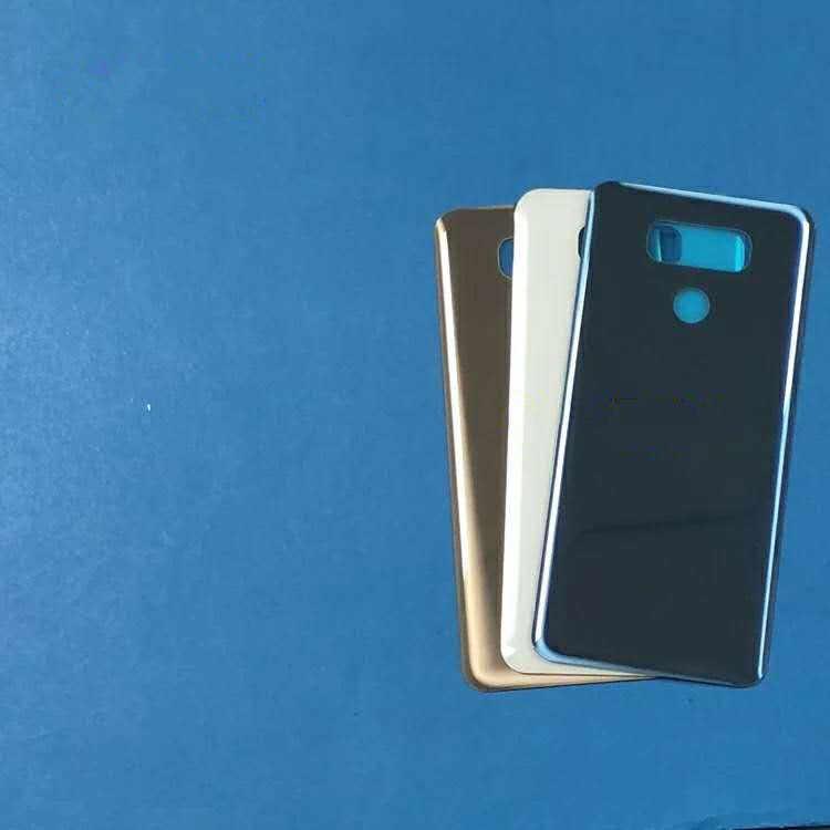 Фото Для LG G6 H870 G600 VS997 VS988 100% новое жилье Задняя крышка батареи случае 3 цвета Бесплатная
