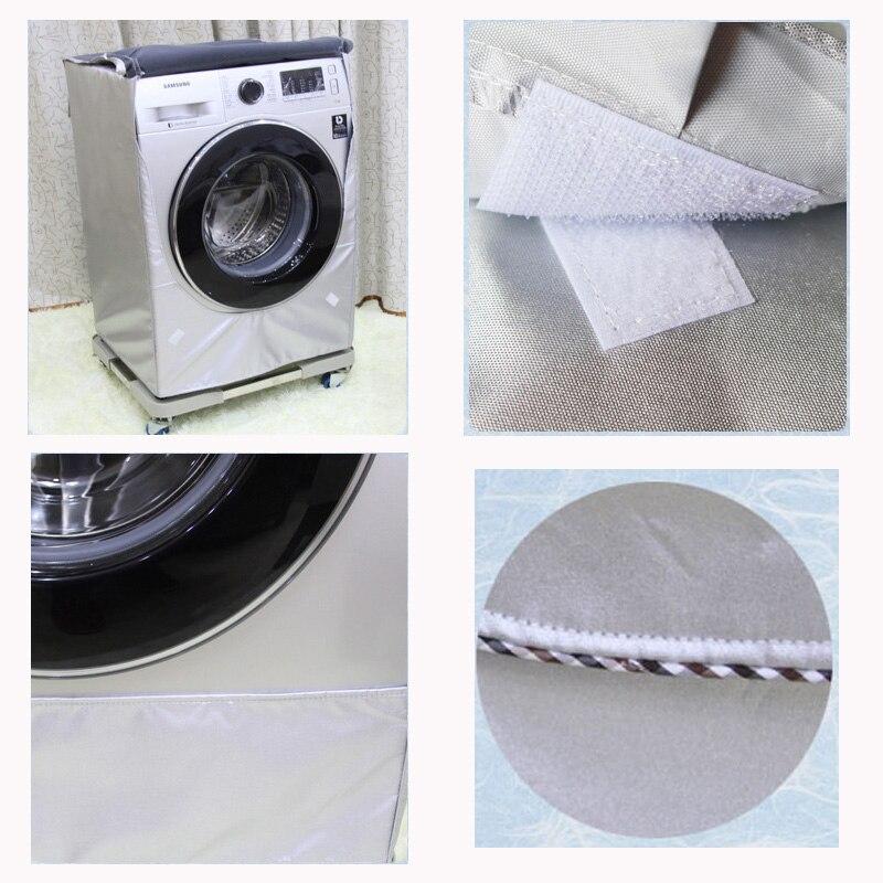 Waschmaschine Abdeckung Cartoon Silber Beschichtung Oxford Tuch - Haushaltswaren - Foto 5