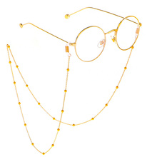 2019 Hot Sale  Fashion Eye Glasses Sunglasses Spectacles Vintage Chain Holder Cord Lanyard Necklace MSJ99