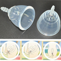 2015 New Lady Size S Small Medical Grade Silicone Menstrual Cup for Women Safety Feminine Hygiene Product Health Care Cups
